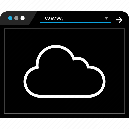 cloud, data, save, www icon