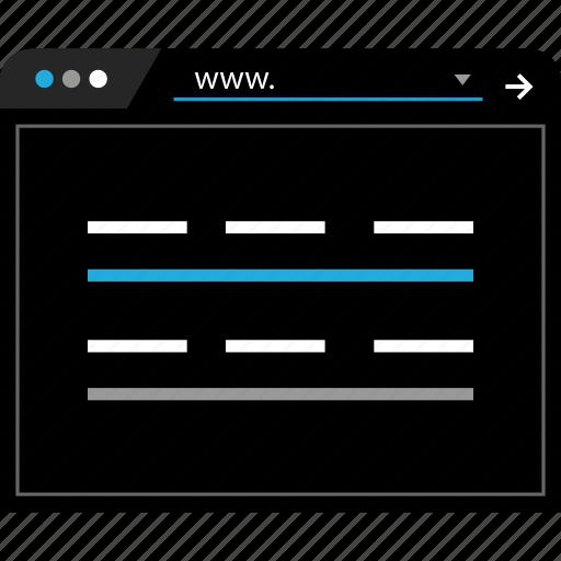 coding, dev, hack, web icon