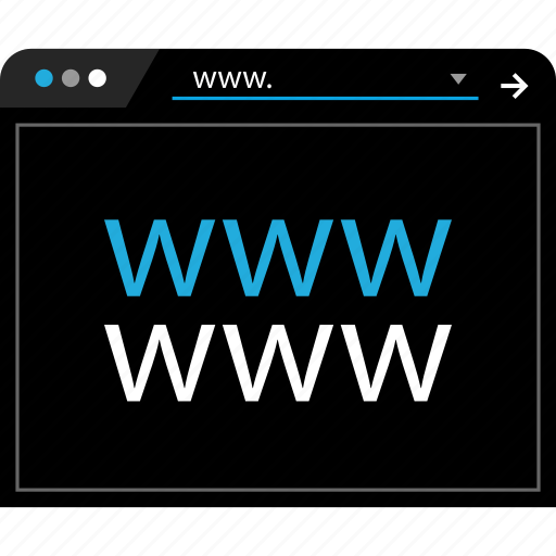 script, web, www icon