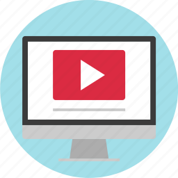 layout, music, online, video, website icon