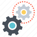 cogwheel, creativ, creative, gear, preferences, process, setting icon
