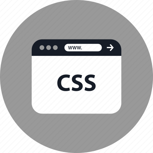 Browser, coding, css, development, online, web, www icon - Download on Iconfinder