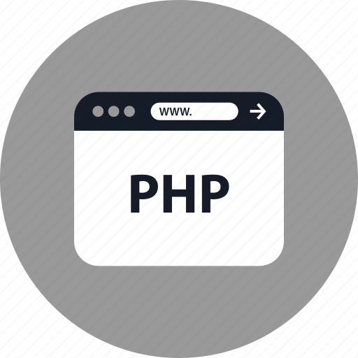 Browser, coding, development, online, php, web, www icon - Download on Iconfinder