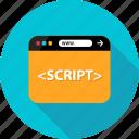 browser, development, language, program, script, web, write