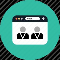developers, development, seo, web icon