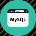 development, mysql, seo, web