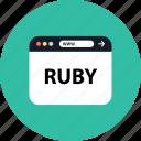 development, ruby, seo, web