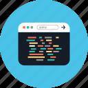 browser, coding, development, online, web, www