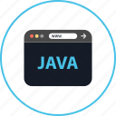 browser, coding, development, java, online, web, www