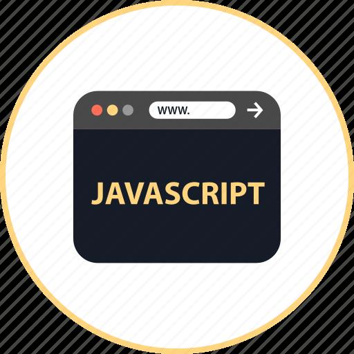 Browser, coding, development, javascript, online, web, www icon - Download on Iconfinder