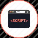 browser, coding, development, online, script, web, www