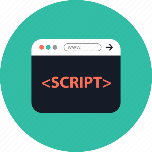 Browser, coding, development, online, script, web, www icon - Download on Iconfinder
