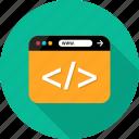 browser, code, coding, development, language, script, web