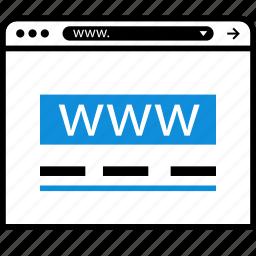 chrome, firefox, safari, www icon