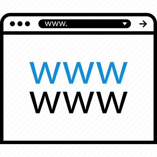 browser, chrome, internet, online, www icon