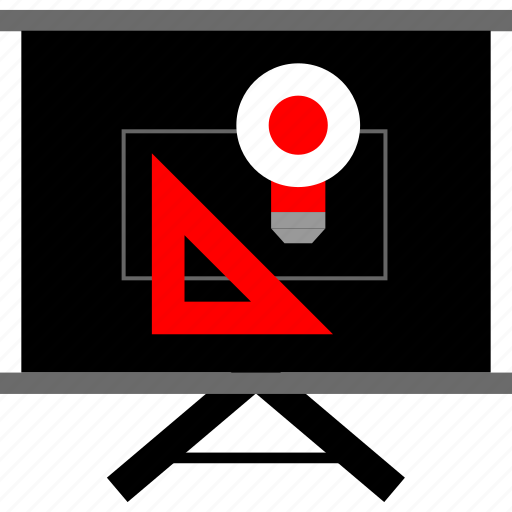 brainstorm, design, thinking, web icon