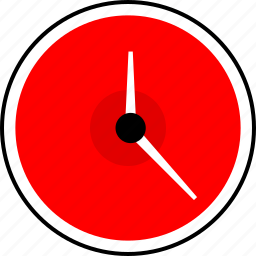 clock, due, schedule, time icon