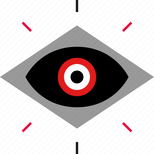 creative, designers, epic, eye icon