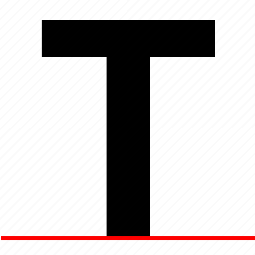 edit, editing, text icon