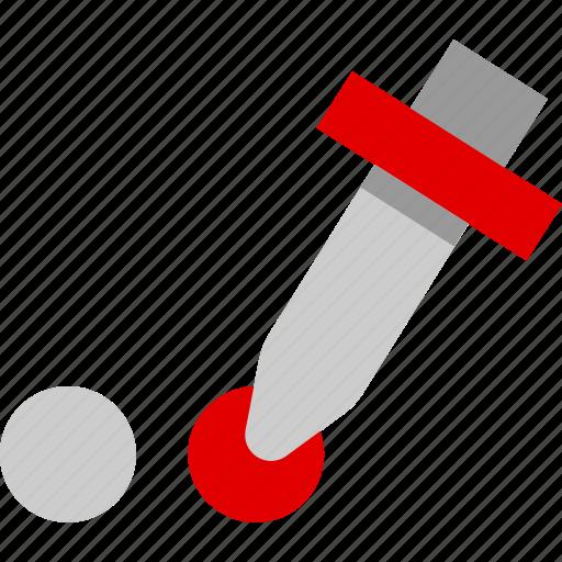 color, drop, eye, sample icon