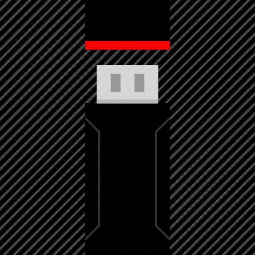 memory, stick, storage, usb icon