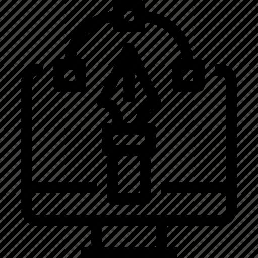Art, computer, creative, creativity, design, digital, pen icon - Download on Iconfinder