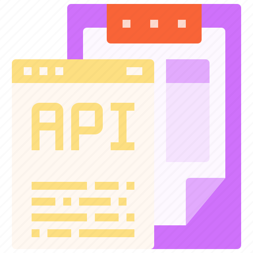 api, browser, code, coding, page, web icon