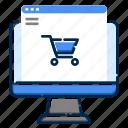 computer, development, feature, onlineshop, pc, sale, web icon