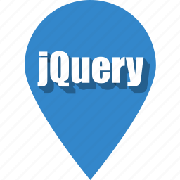 coding, development, jquery, pin, programming, web, website icon