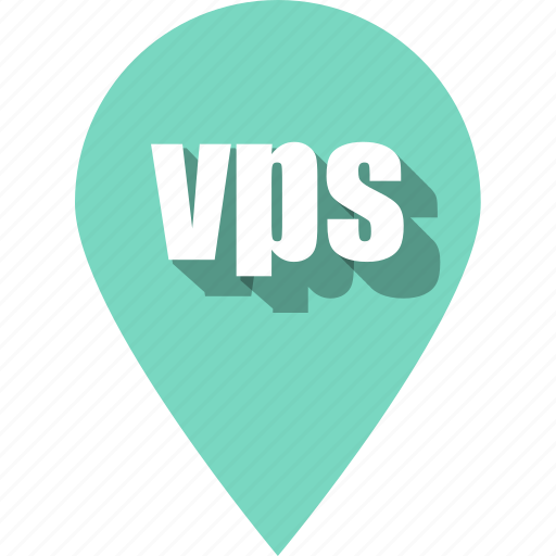 coding, development, pin, programming, vps, web icon