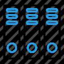 book, file, letter, notice icon