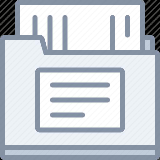 data, document, file, folder, information, web icon