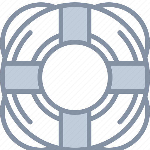 help, life buoy, sea, ship, support, web icon