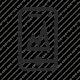 celular, device, image, mobile, phone, smartphone icon