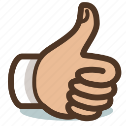 hand, like, thumbs, thumbs up, vote icon