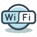internet, web, wi-fi, wifi icon