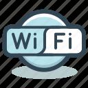internet, web, wi-fi, wifi icon