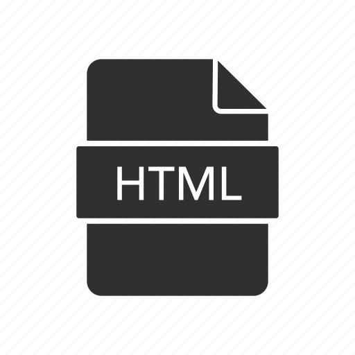 html, hypertext markup language, internet, website icon