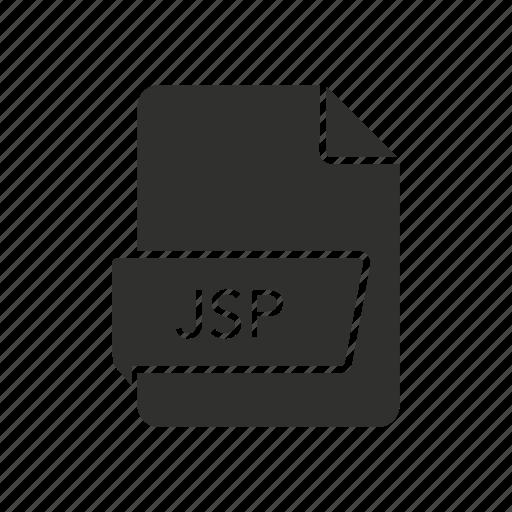 internet, java server pages, jsp, website icon