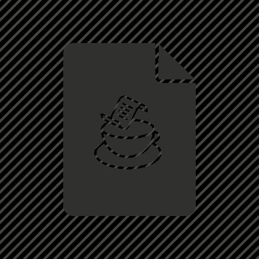 coffee mug, java server pages, jsp, server icon