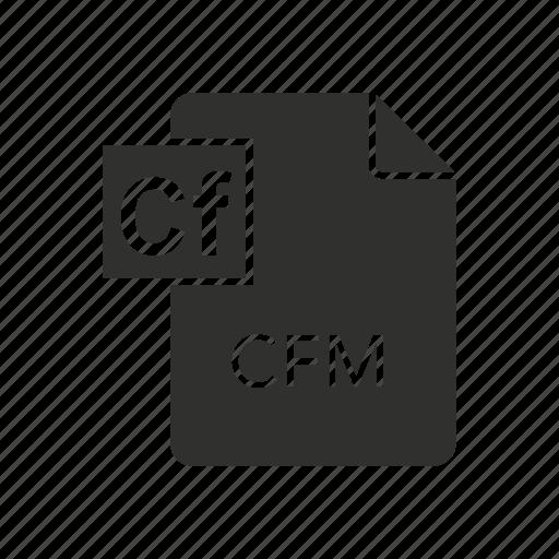 cfm, cfm confusion, coldfusion markup language, internet icon