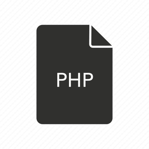 personal home page, php, php document, php icon icon