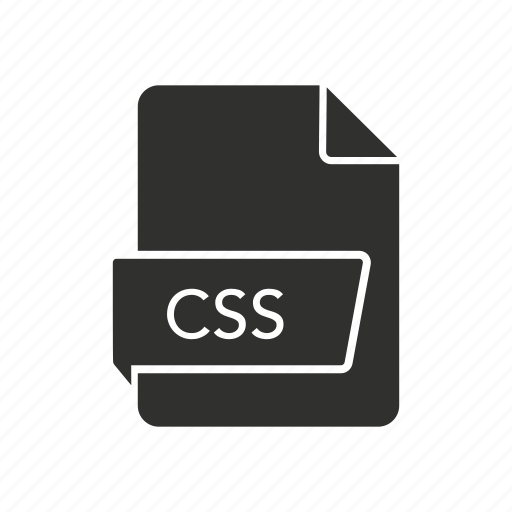 cascading style sheet, css, css file, css icon icon