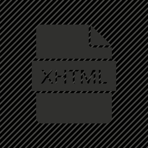 Extensible hypertext markup la...