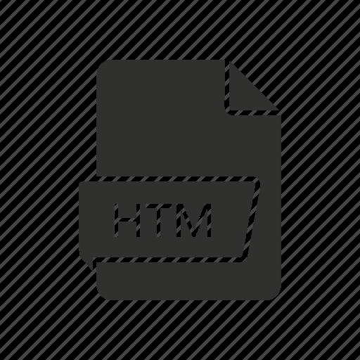 htm, htm document, hypertext markup language, website icon