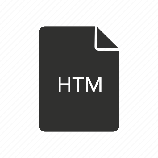 htm, hypertext markup language, internet, website icon