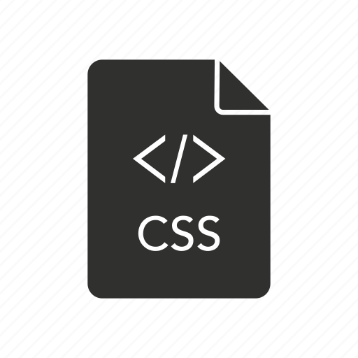 cascading style shade, code, css, internet icon