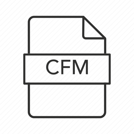 .cfm, cfm file, cfm file icon, cfm icon, coldfusion, coldfusion markup language icon - Download on Iconfinder