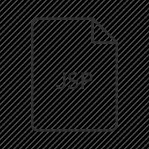 .jsp, java server pages, java server pages file, jsp document, jsp file, jsp file icon, jsp icon icon