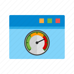 internet, page, search, speed, technology, web, website icon